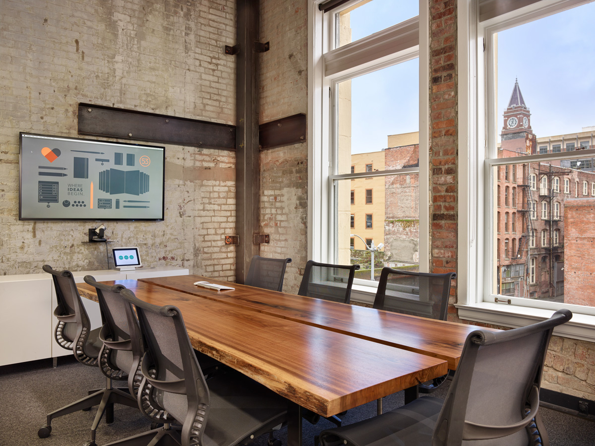 Fifty Three office conference meeting room