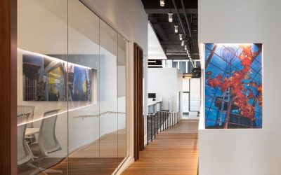 Schuchart's Seattle Office Featured on Hughes Marino