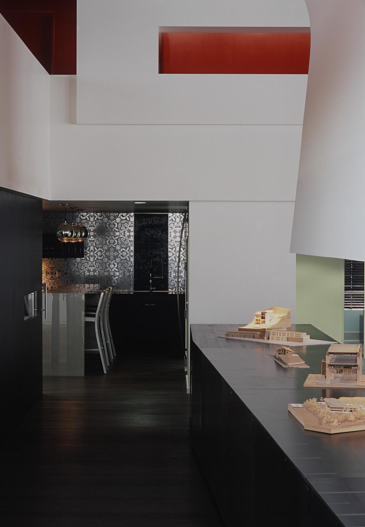 SkB studious kitchen and model countertops