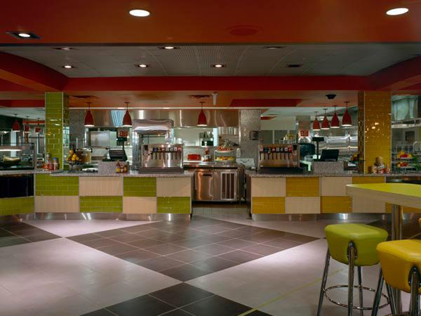 UW Terry Lander Kitchen