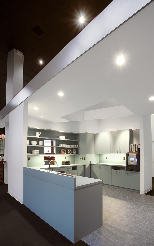 Zaaz office kitchen