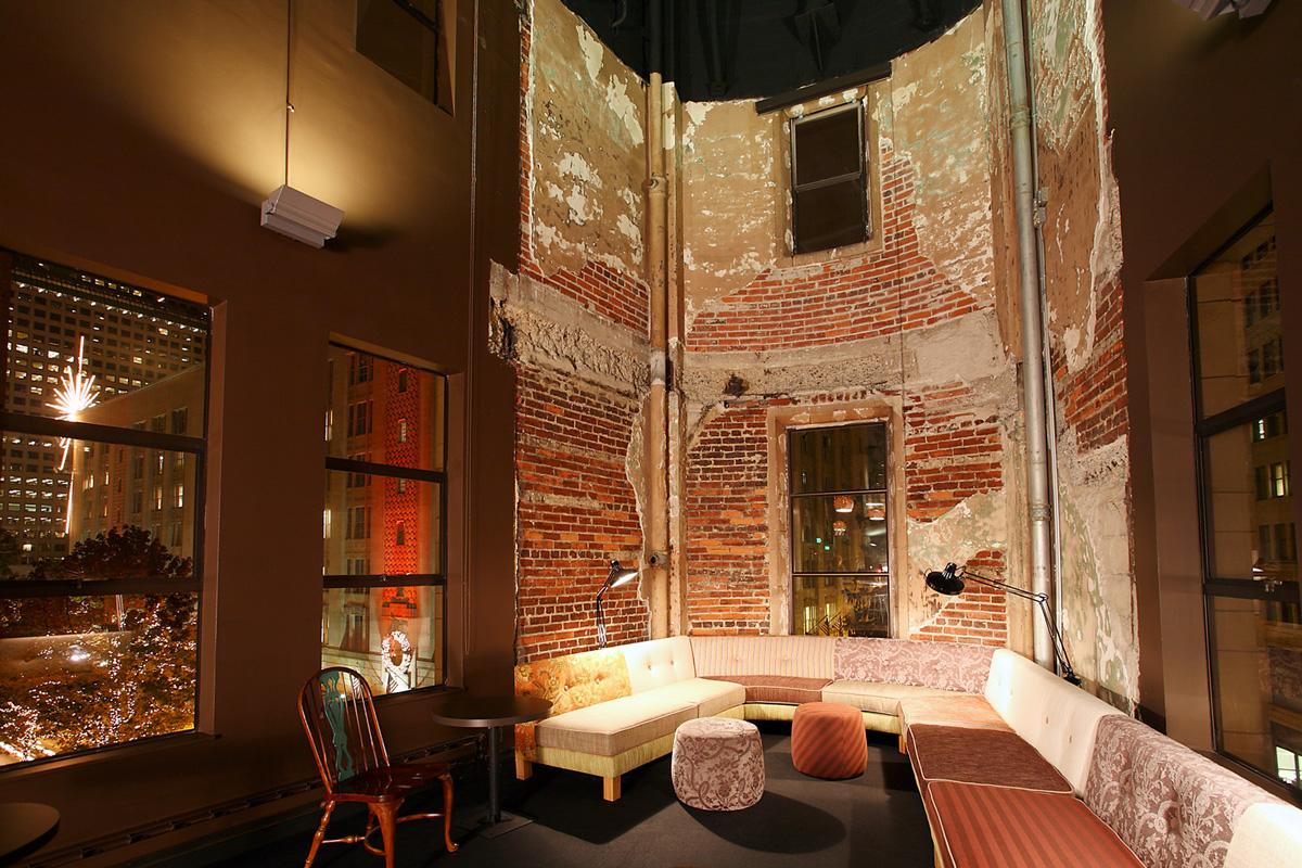 Zaaz office lounge
