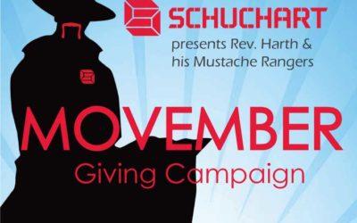 Schuchart 2017 Movember Campaign