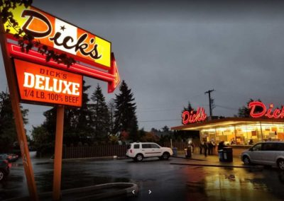 Dick's Drive-In – Holman Road