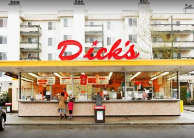 Dick's Drive-In – Lake City