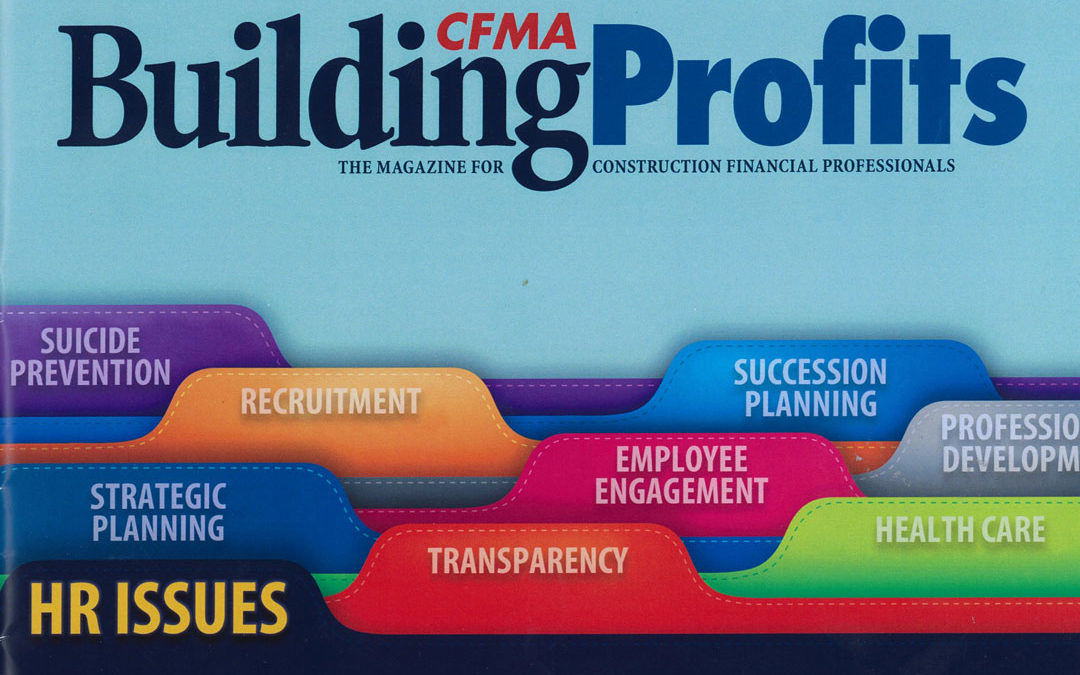 CFMA Building Profits