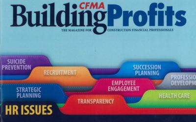 CFMA Building Profits
